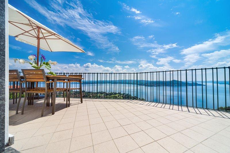 Villa Contessa - Lago Maggiore -, holiday rental in Fosseno
