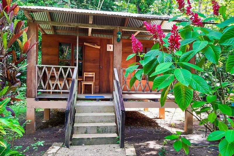 Cabaña Tu'ur, aluguéis de temporada em Ocosingo Municipality