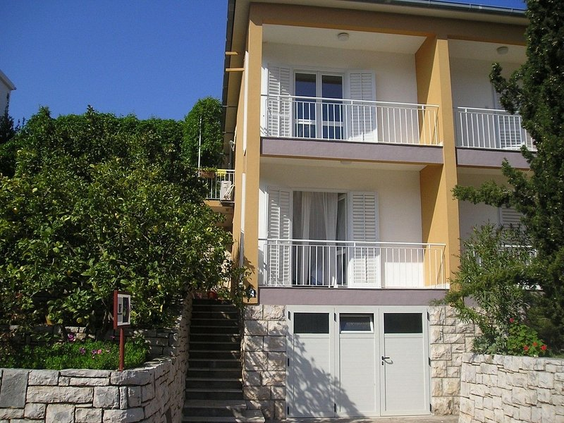 Frano - 50m from the beach:  A1(2+2) - Cove Zubaca (Vela Luka), holiday rental in Vela Luka
