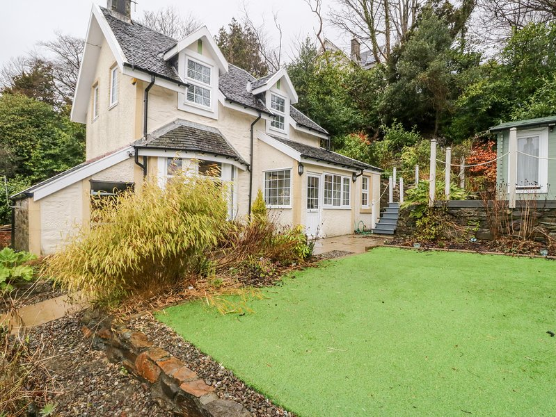 Rockcliffe Cottage, Kilcreggan, holiday rental in Rosneath