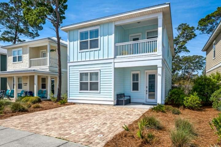 Welcome to 'Shore Beats Work' A beautiful 4BR 4.5BA home!