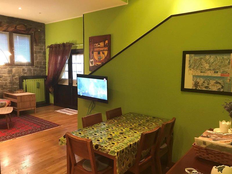 IPA2808 Casa Genzianella, vacation rental in Borgata Sestriere