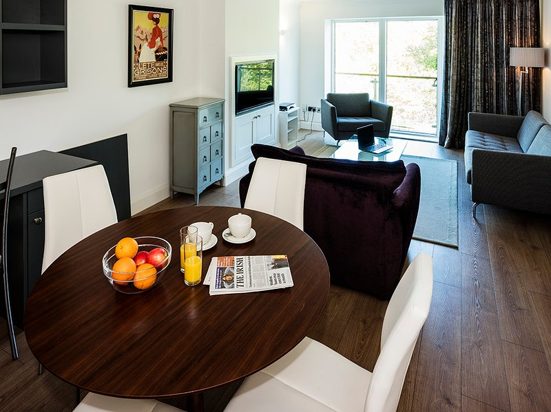 AIRY & SUNNY 2BR-2BA APT IN DUNDRUM-DUBLIN 14!!, vacation rental in Bray