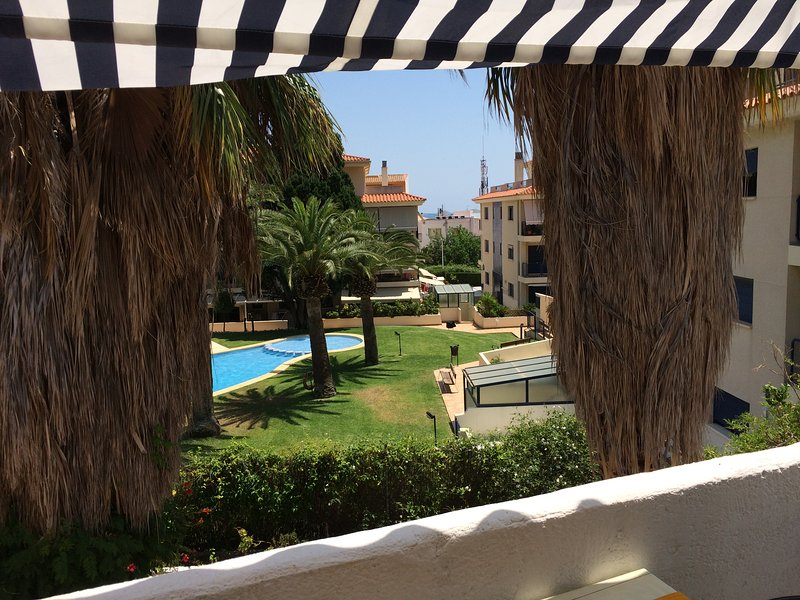 Large and cosy apartment 3mn from Carregador Beach, holiday rental in Alcala de Xivert