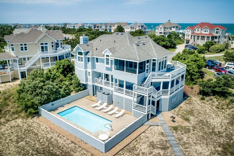 Brandywine | 490 ft from the beach | Dog Friendly, Private Pool, Hot Tub | Corol, alquiler de vacaciones en Corolla