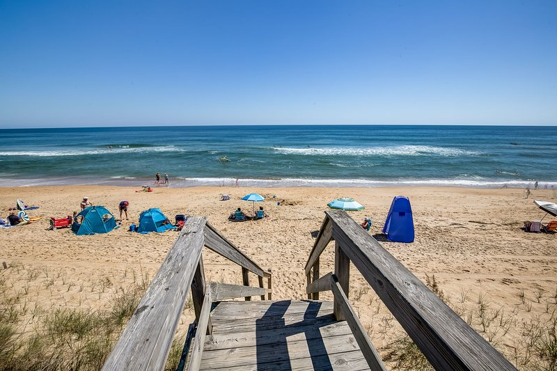 Dunetop with Beach Access