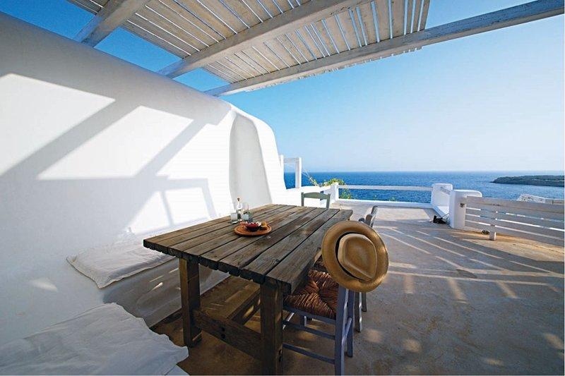 Votsalaki Resort Mykonos- Studio 3, vacation rental in Paradise Beach