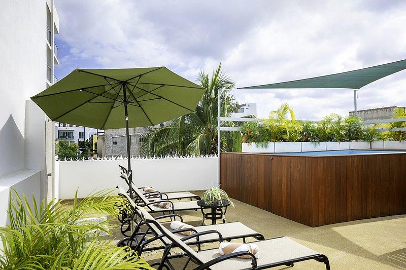 Arrecife A4 ➸ Unusual 20+ Mgbs studio with monthly discounts, holiday rental in Solidaridad