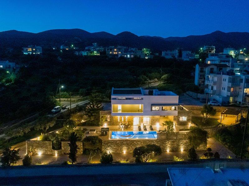 Villa Friends, casa vacanza a Agios Nikolaos