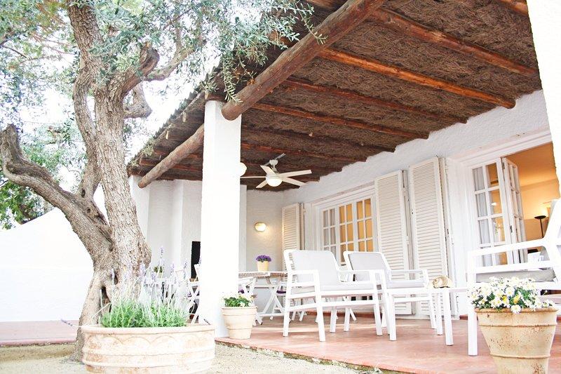 Cozy marine villa, location de vacances à Cambrils