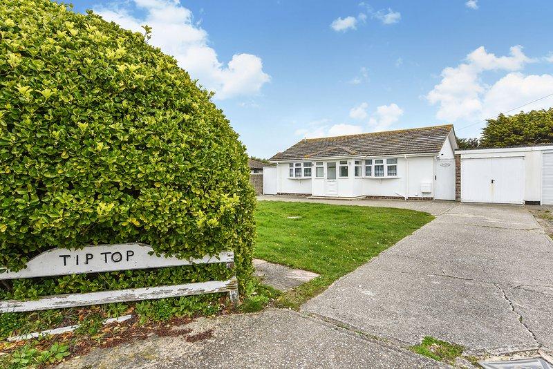 Tip Top, Bracklesham, vacation rental in Bosham