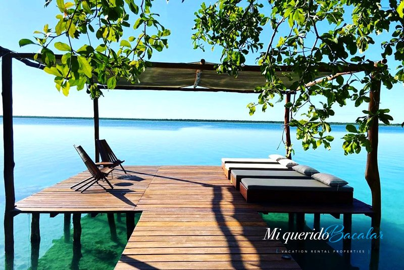 Casa Tita | Private Pier, Free Kayaks & Paddle Boards, holiday rental in Bacalar