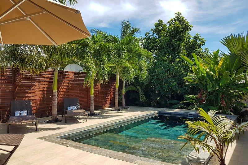Villa Oasis, location de vacances à Faa'a