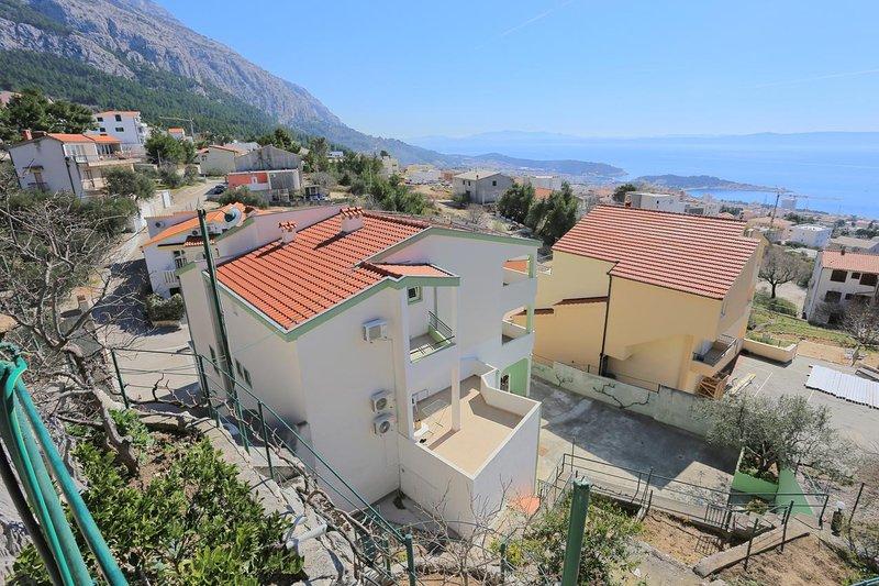 One bedroom apartment Makarska (A-18213-a), vacation rental in Veliko Brdo