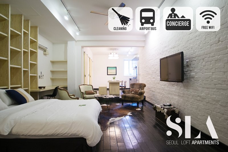 SLA rents fully furnished apartments