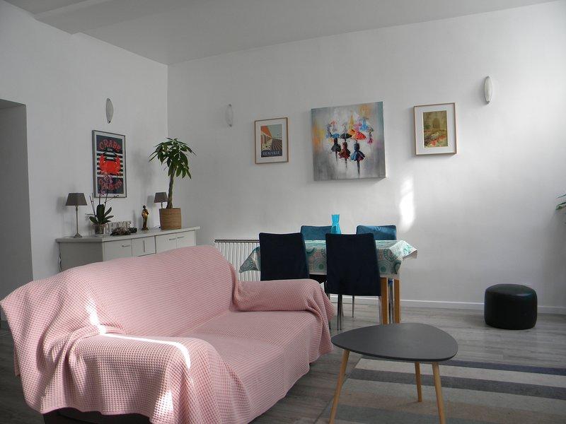 Joli appartement dans le coeur historique de Bayeux, location de vacances à Monceaux-en-Bessin