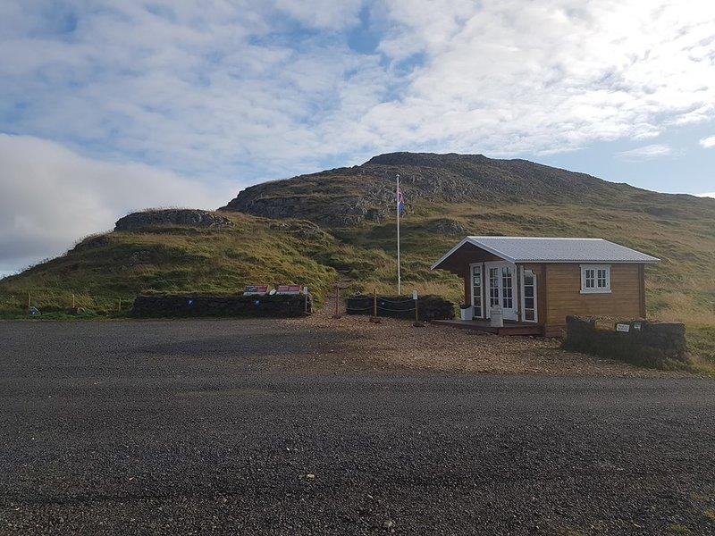 Helgafell Farmhouse, holiday rental in West Region