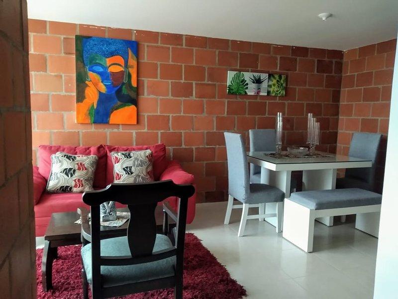 APARTAMENTO AMOBLADO GAMMA, holiday rental in Ulloa