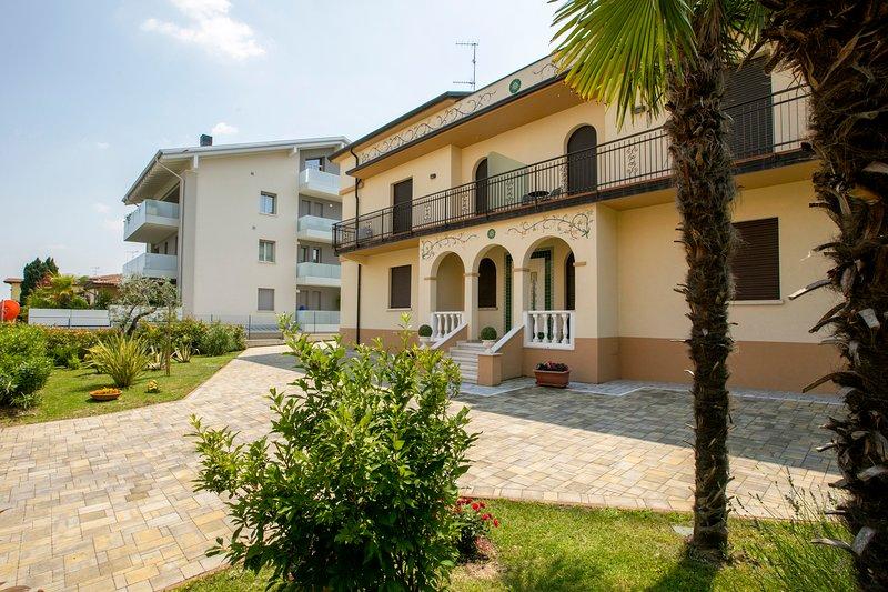 Villa Mimosa Appartamento 4, casa vacanza a Castiglione Delle Stiviere