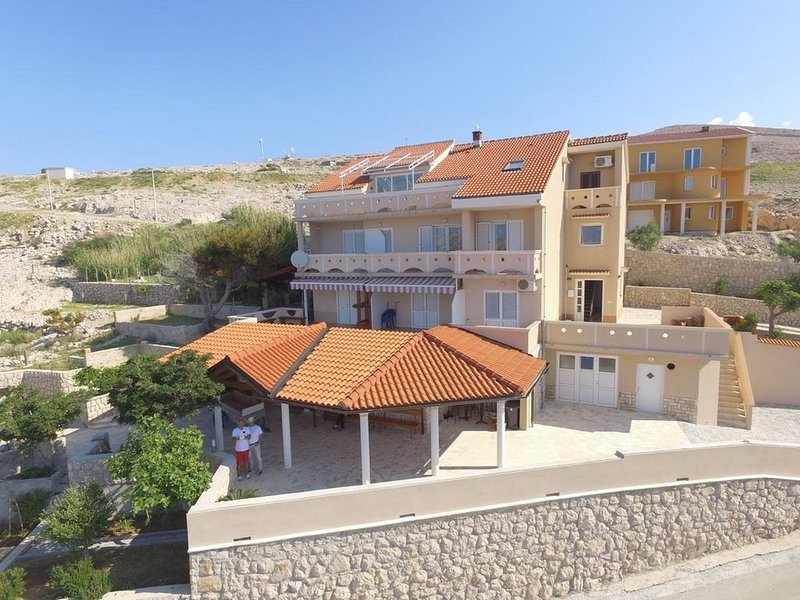 Irena SA2(2) prvi kat - Zubovici, holiday rental in Island of Pag