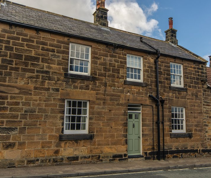 Characterful, spacious 3 bedroom cottage in the heart of the North York Moors, location de vacances à Kildale