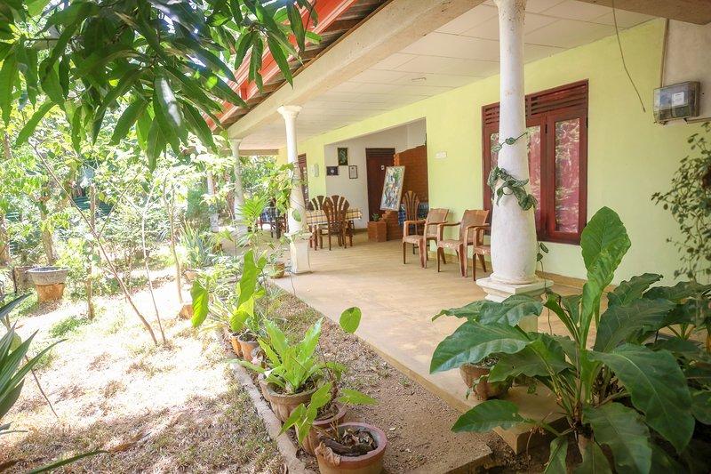 Neverbeen to Kasappa's Home – semesterbostad i Polonnaruwa