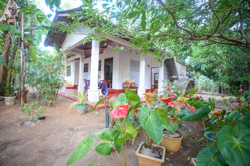 Neverbeen to Rangana's Home – semesterbostad i Polonnaruwa