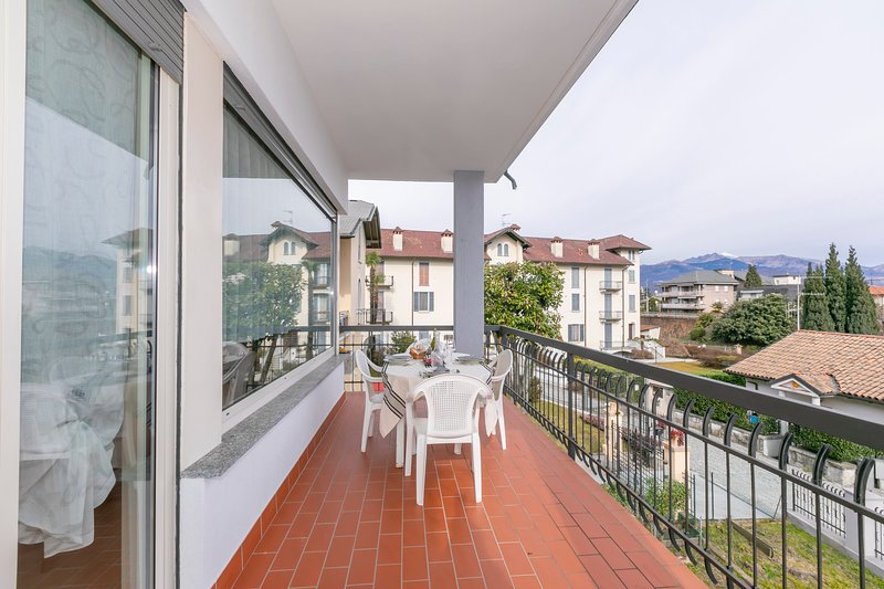 Residenza La terrazza di Dante, vacation rental in Vedasco