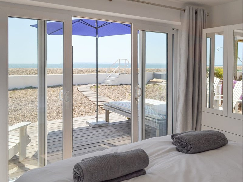 Salty Lodge, vacation rental in West Wittering