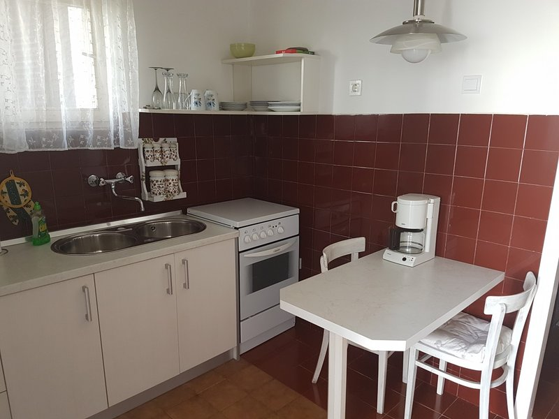 Holiday home 142773 - Holiday apartment 124013, holiday rental in Tijesno
