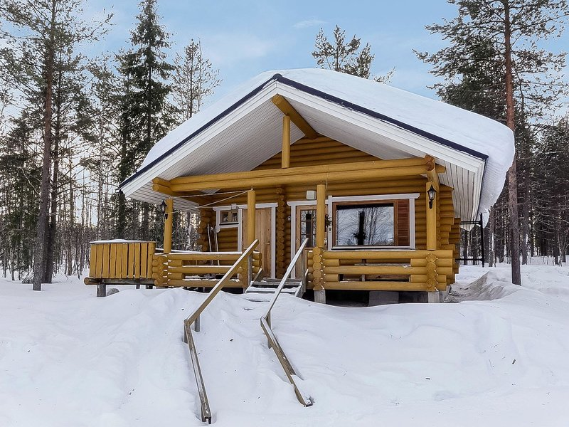 Hoviranta, alquiler vacacional en Raudanjoki