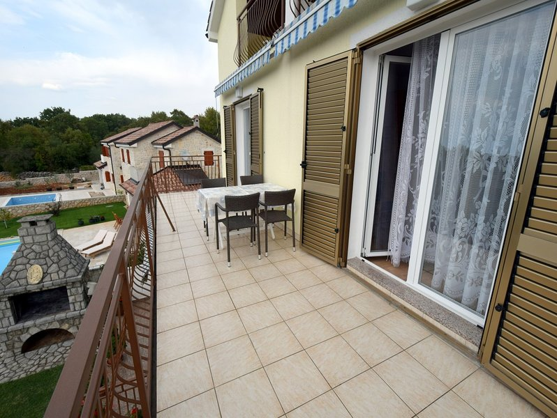 Holiday home 189288 - Holiday apartment 224448, holiday rental in Ostrobradic