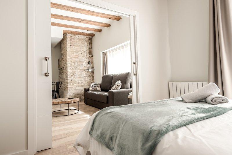 Apartamento Tematizado 201 Javier Sierra, alquiler vacacional en Gea de Albarracín