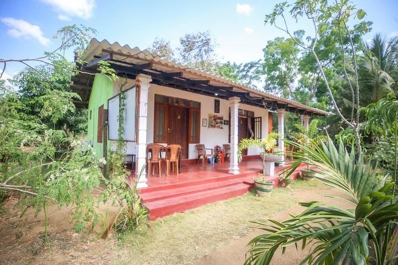 Neverbeen to Sigiriya Sky Home, holiday rental in Inamaluwa