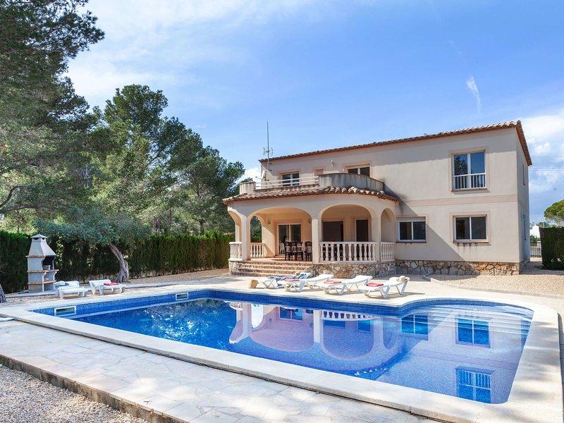 Villa Alguer, vacation rental in L'Ametlla de Mar