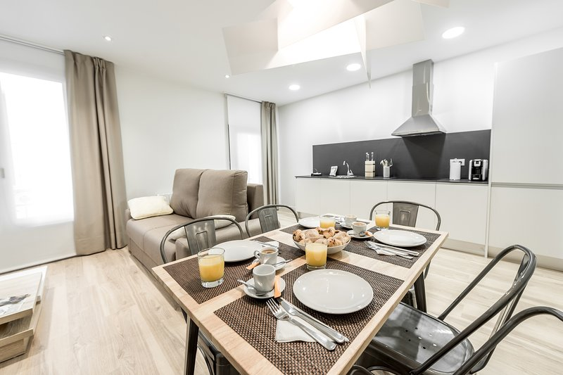 Apartamento Tematizado 203 Marta Silvestre, alquiler vacacional en Gea de Albarracín