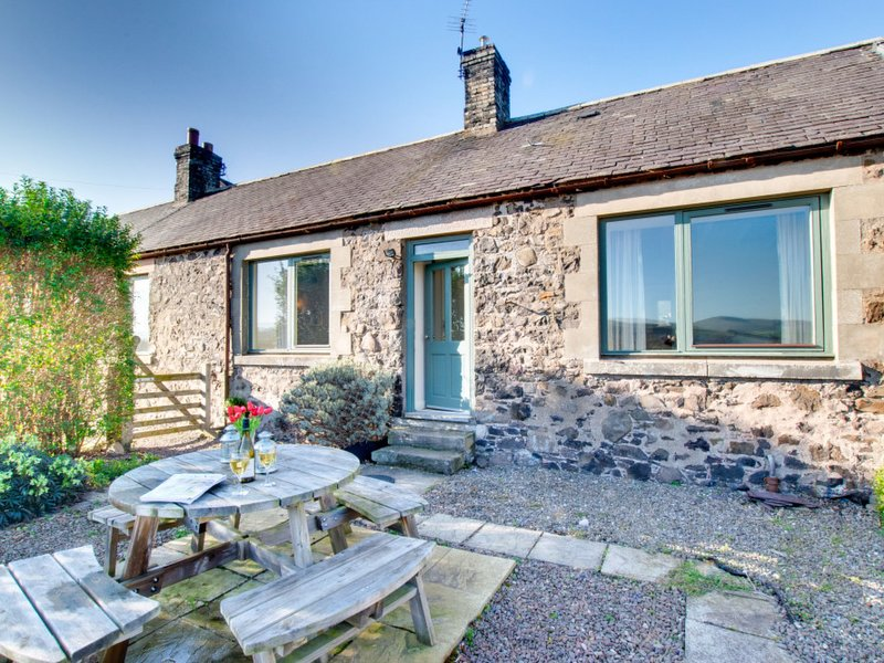 Teddy's Cottage, vacation rental in Heiton