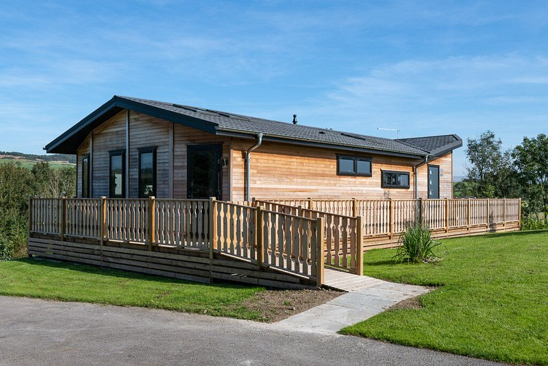 STARGAZER LODGE IN THE HEART OF LUNE VALLEY AND THE LAKES, alquiler de vacaciones en Wray