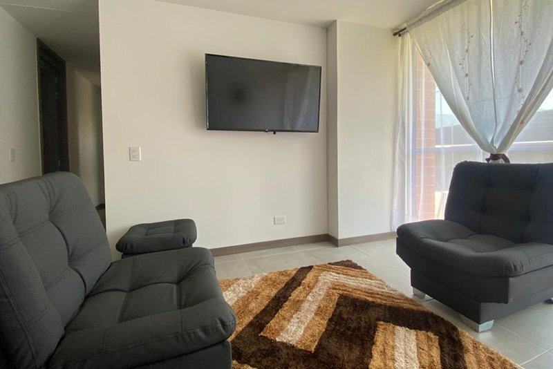 Great light in this well located 3 bedroom apartment, alquiler vacacional en San Pedro de los Milagros