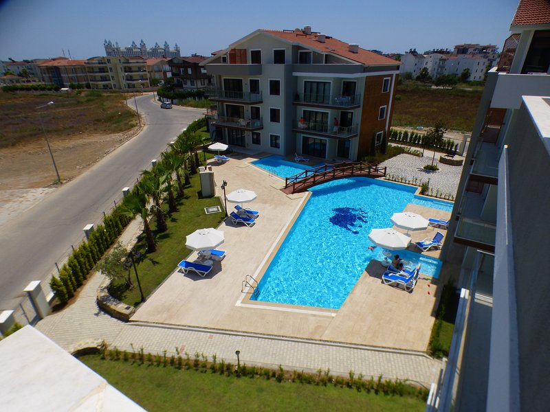 Luxury Duplex with River And Mountain View 2, holiday rental in Bogazkent
