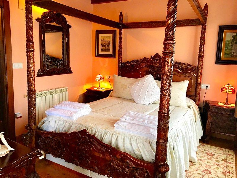 CASA RURAL DEL VALLE OBESO 4 - CON MAR Y PLAYA, holiday rental in Pimiango