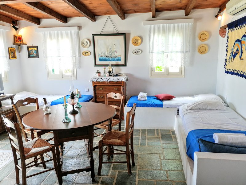 Traditional country house in Tinos island, holiday rental in Tinos Town