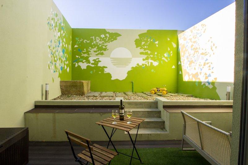 Guest H4U - Porto Campanha City Center, holiday rental in Avintes