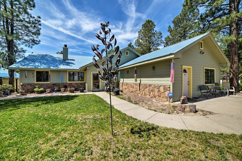 Pagosa Apartment on the Golf Course, holiday rental in Pagosa Springs
