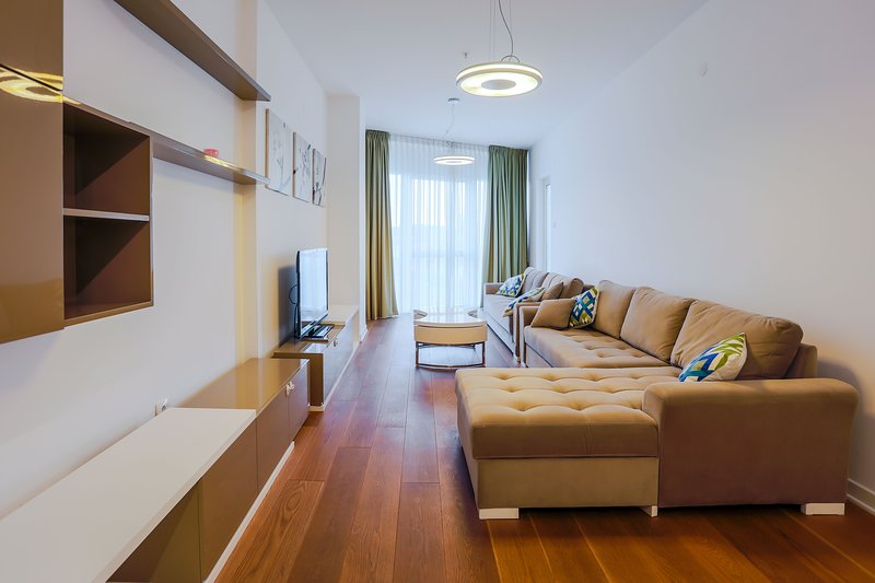 Luxury Apartments Artiani - One Bedroom Apartment with Sea View 127, vacation rental in Budva