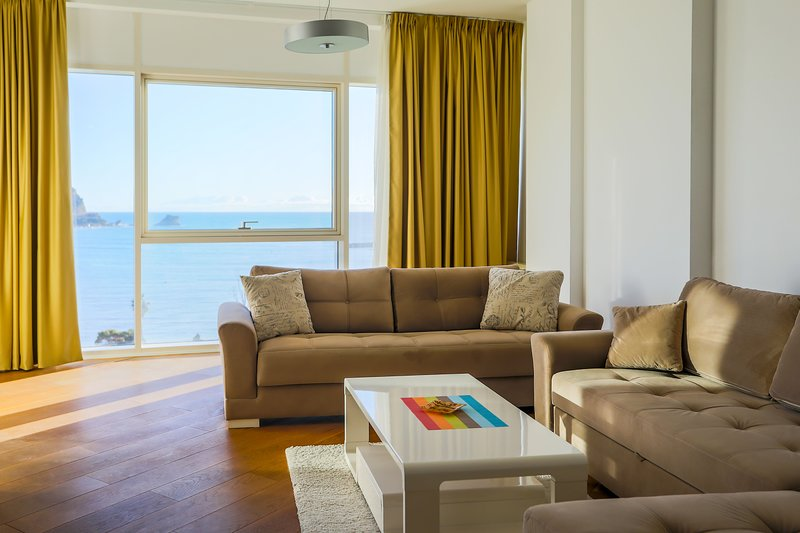 Luxury Apartments Artiani -  One Bedroom Apartment with Sea View 128, vacation rental in Budva