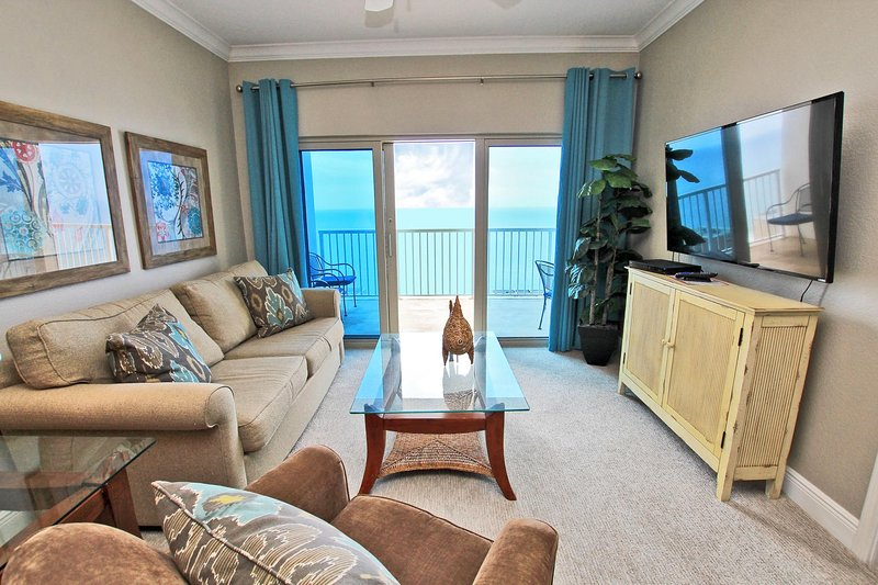 Crystal Tower 1706- Don't Miss 1 More Second of this Beautiful Beach Weather, holiday rental in Bon Secour
