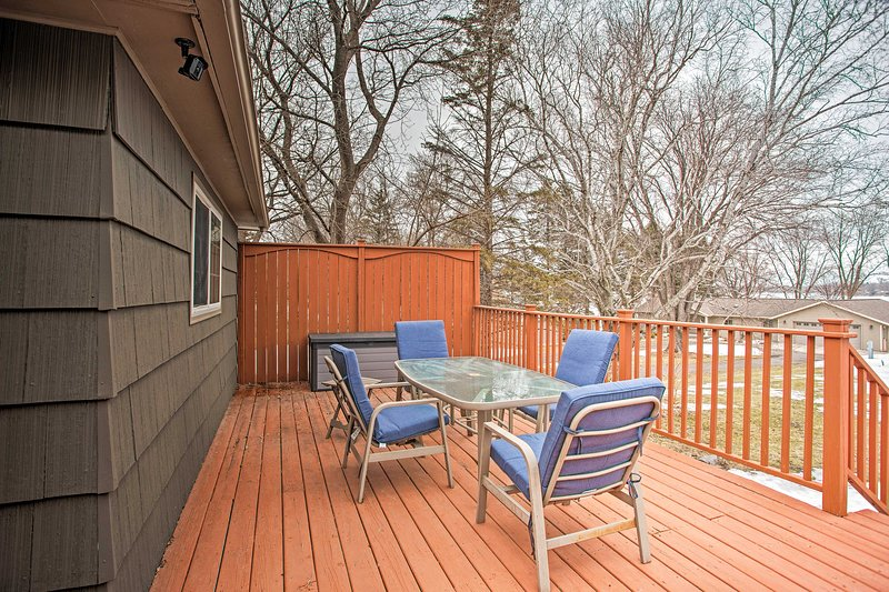 Soak up some sun during your time in Willmar.