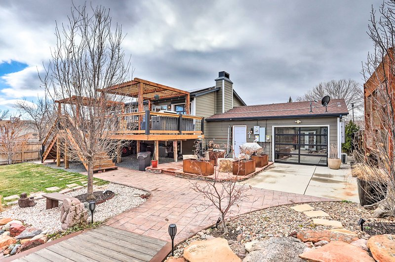 This Thornton, Colorado home is unlike anything you've seen before!