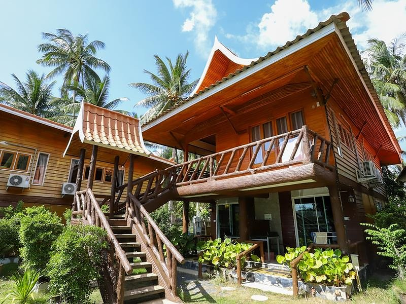 Where you can catch the sunset and relax at Koh Phagan, vacation rental in Ban Chalok Ban Kao